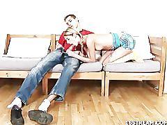 Aniela and marek on video