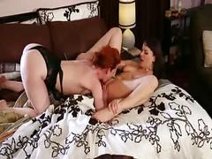 Two lesbian milfs