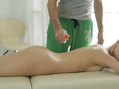 Nude massage gets the blondie sex.crazy.01.