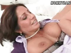 Tara holiday and mischa brooks threesome with a bit of anal action