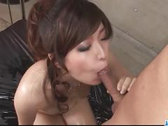 Asian mom humped and creampied