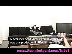 Femaleagent. spectacular cock control