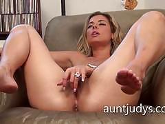alana luv, milf, masturbation, mature