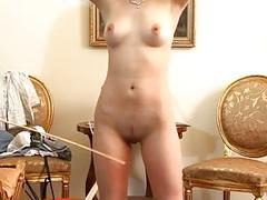 Slavegirl's elite pain castings - sophia (23 years)
