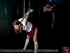 bondage, fetish, pornstar, blowjob, rough-sex, redhead, bdsm, bound, blow-job, oralsex, tied, anal, analsex, ass-fucking, anal-fucking, skinny