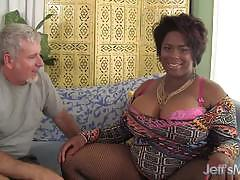 Black bbw gets fucked hard