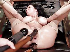 Veronica is bonded and punished