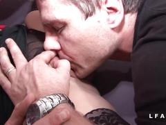 Mmf libertine francaise baise avec 2 mecs bi
