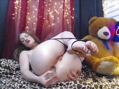 Anal domination hour live pt 1 - gingerspyce