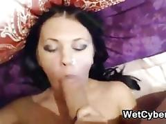 Sucking cock live point of view
