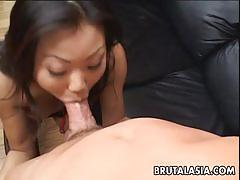 Lucy lee gets deep anal and hard fucking time