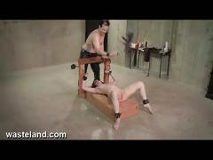 Watch fetish sex in wasteland bondage sex movie.