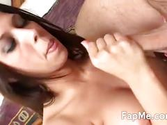 Sexy girl is ready for a handjob action
