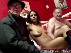 Dutch hooker fuck and cumshot