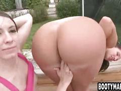 Big ass lesbians