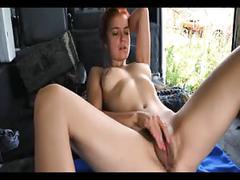La chica de la furgoneta
