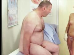 Dominatrix makes fun of guys small dick