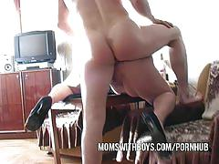 european, mom, mother, mommy, old-and-young, wife, cougar, old-milf, fucking, sucking, momswithboys