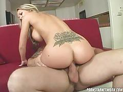 Megan monroe will show you what she can do with a big cock