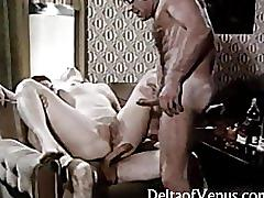 deltaofvenus.com, classic, retro, vintage, 1970s, interracial, ebony, european, german, group-sex, hairy, natural-tits, bush, blowjob, deepthroat, cumshot