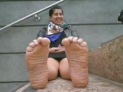 Bbw indian sole dream