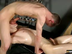 Kinky anal twinks kamyk and sean