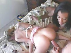 Black amateur booty 2 - scene 2