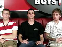 Liam, skyler and adam 3-way by broke straight boys