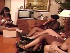 Ebony lesbians 3