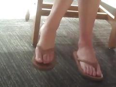 Library feet