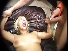 3 bengel fur charly compilation - mouth piss and cum