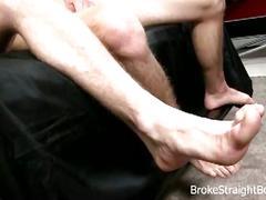 Brokestraightboys:brandon beal fucks johnny forza