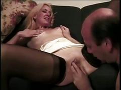 Hot mature cougar bangs male escort