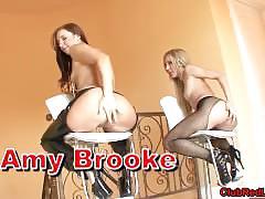Amy brooke ashli orion cum fart cocktail 8