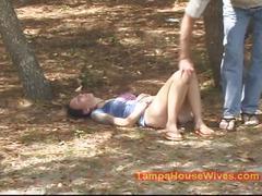 Milf sex slave gets her revenge