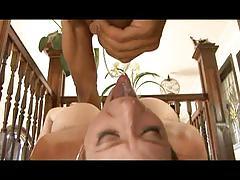 Black cock face fuckers - scene 4