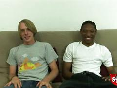 Jamal and corey from broke straight boys.