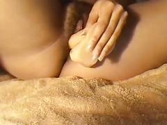 Redbone masturbation