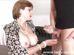 Lady sonia cumshots compilation
