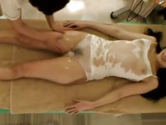 Japanese lesbian massage (second part)