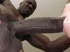 Big meloned blonde loves bbc