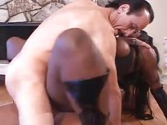 anal, black and ebony