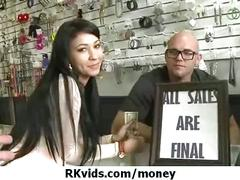 Money does talk - porn video 12