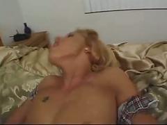 Blonde hot