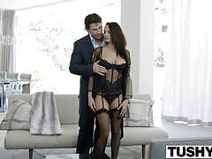 Tushy beauty alektra blue takes it in the ass