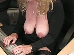 masturbation, milfs, squirting, strapon