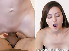 Claire - exploited college girls