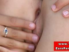 Hot sexy lesbian babes outdoor fuck