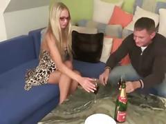 amateur, big boobs, german