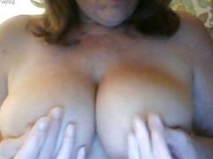 amateur, bbw, big boobs, masturbation, webcams